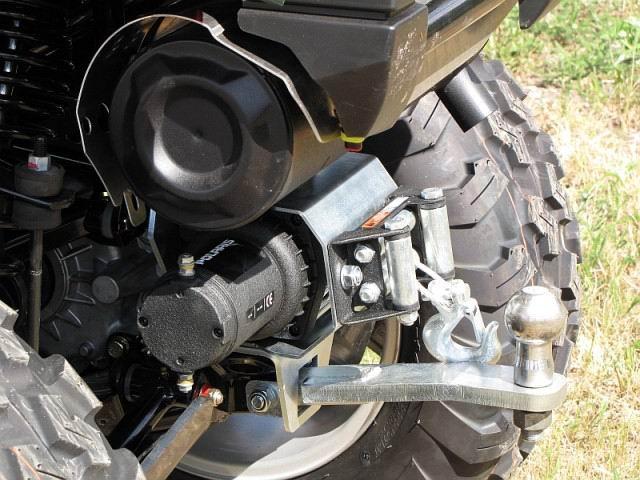 Honda Rincon 680 KIT VERRICELLO POSTERIORE QUAD , ATV , UTV