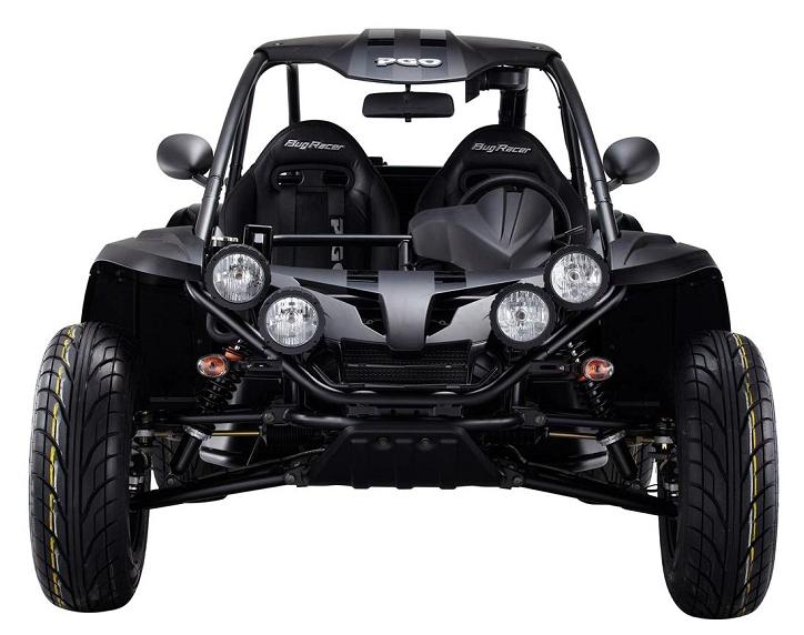 pgo bugracer 600 cc omologato 2 posti kart cross. Black Bedroom Furniture Sets. Home Design Ideas